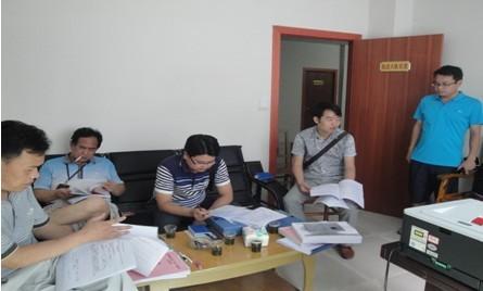 2013年6月25日至27日,我办组织开展全县行政执法监督检查。