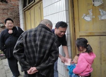 六一慰问贫困儿童