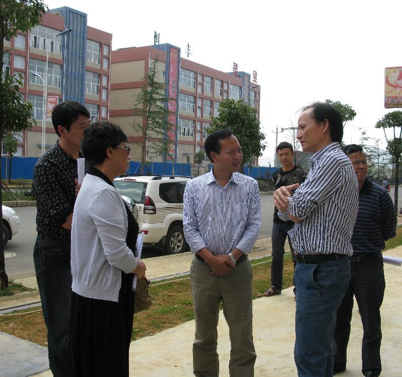 省市政协领导到大方调研农业产业化