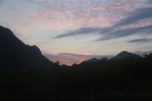 陶瓷园区的早晨