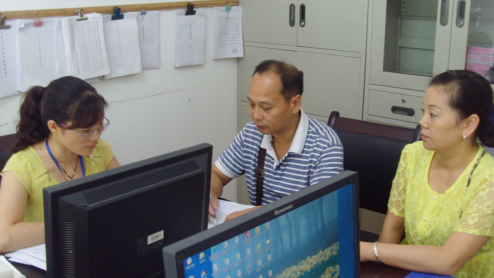 县合医中心积极开展对定点医疗机构的稽查工作