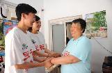 10民宿志愿者参与入户