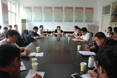 县交通运输局召开安全生产紧急工作会议