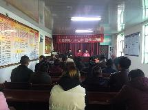 阿右旗总工会积极组织开展十九大精神宣讲和趣味问答活动
