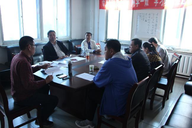 市民委市文联组织召开三展工作推进会