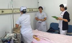 辽阳市三院举行2016年新入职护士岗位技能考核
