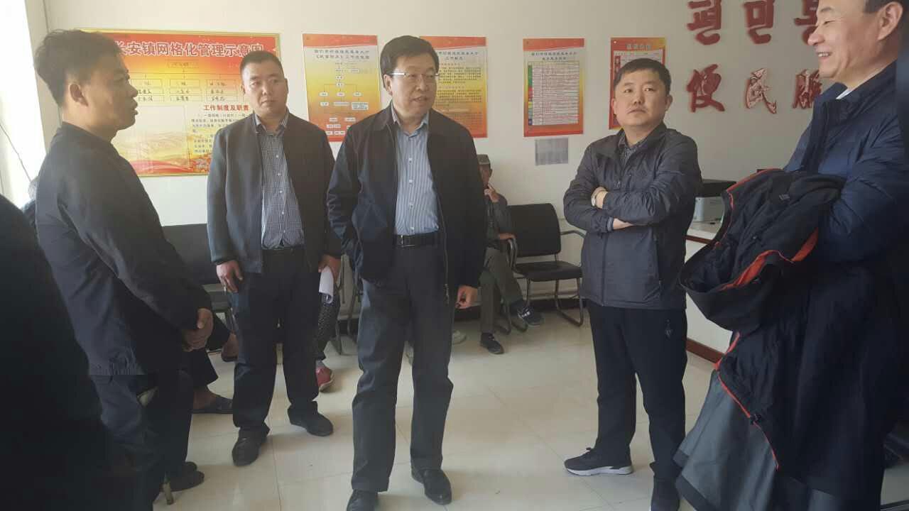 吉林省国土资源厅厅长兰宏良深入图们市调研指导精准扶贫工作