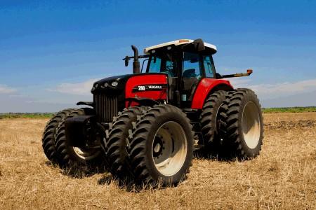 大型拖拉机100马力哪些品牌好