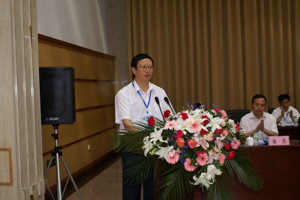 市政协副主席、社市委主委吴河勇在九三学社大庆市第五次代表大会上作工作报告