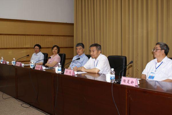 九三学社中央副主席邵鸿在大庆市召开的全国组织部长工作会议上讲话