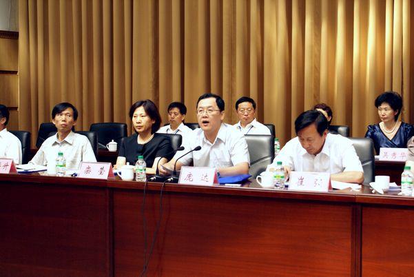 九三学社黑龙江省委副主委庞达在九三学社大庆市第五次代表大会上讲话