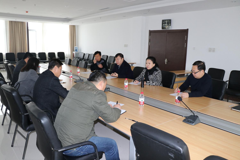 九三学社牡丹江市委到我社市委学习交流