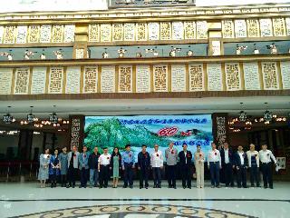 九三学社佳木斯市委举办纪念九三学社佳木斯组织成立60周年书画展