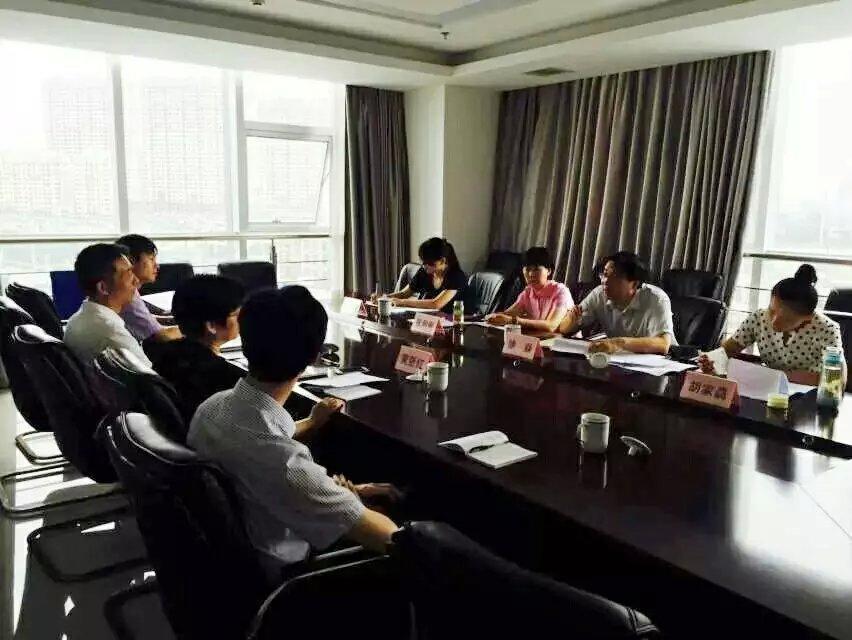 苏州市编委办检查验收我市政府职能转变和机构改革工作