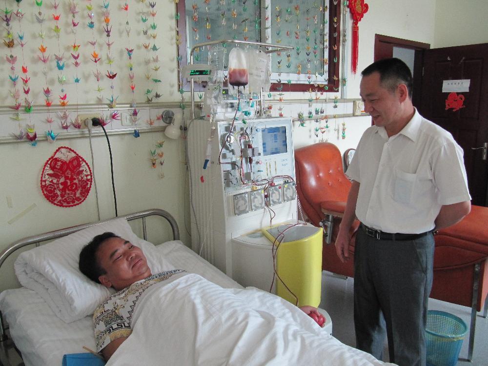 闽北首例涉外造血干细胞捐献者