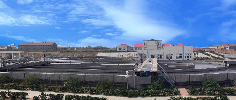 利民污水处理厂