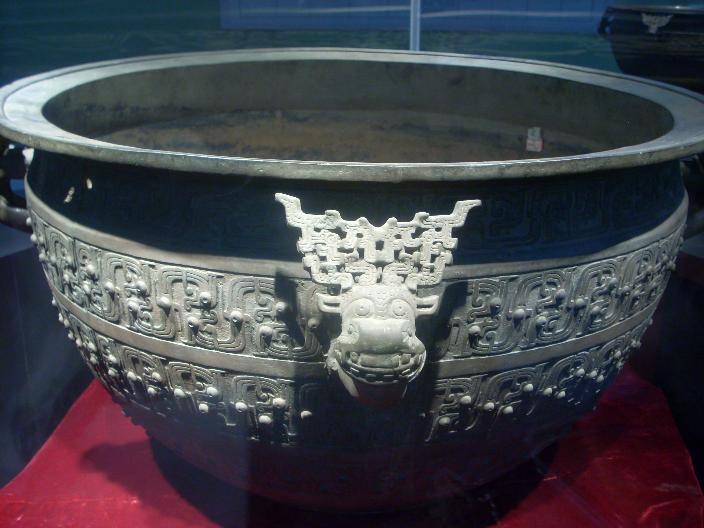 博物馆镇馆之宝—— 青铜寝盂