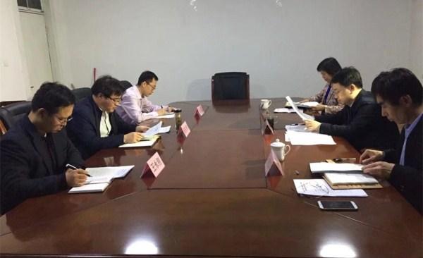 县编办领导班子召开2017年度民主生活会