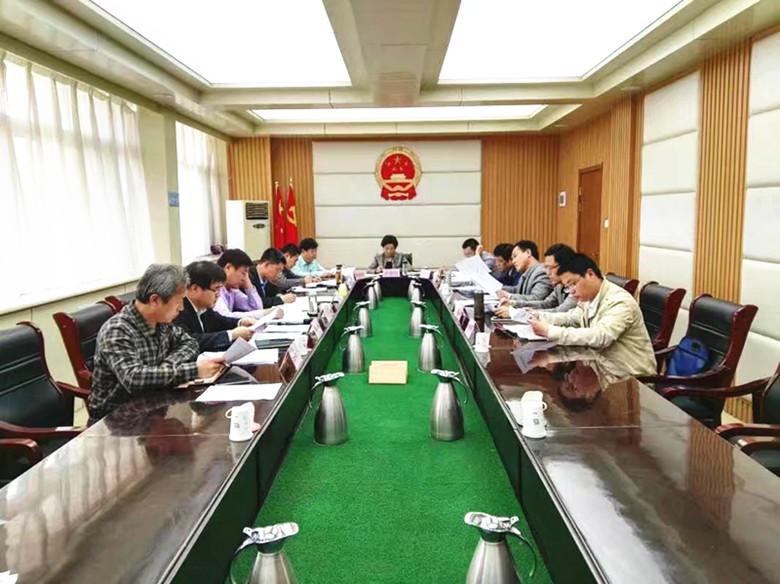 宁津县传达全市机构编制工作会议和县级综合行政执法体制改革交流座谈会会议精神