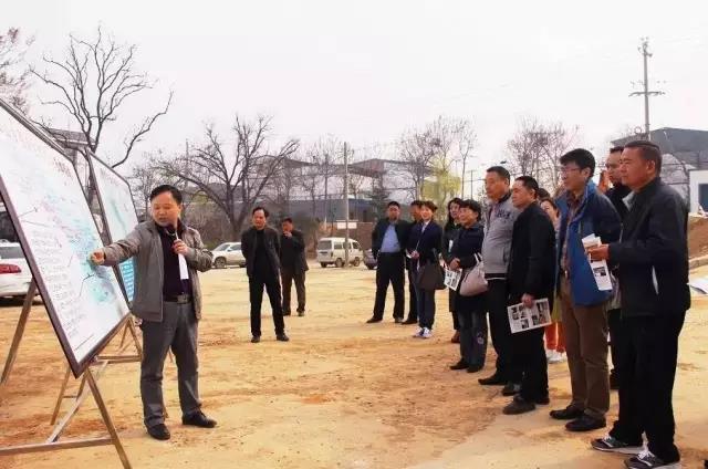 西工区政协委员调研红山乡发展