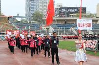 红山乡积极参与西工区首届全民健身大会