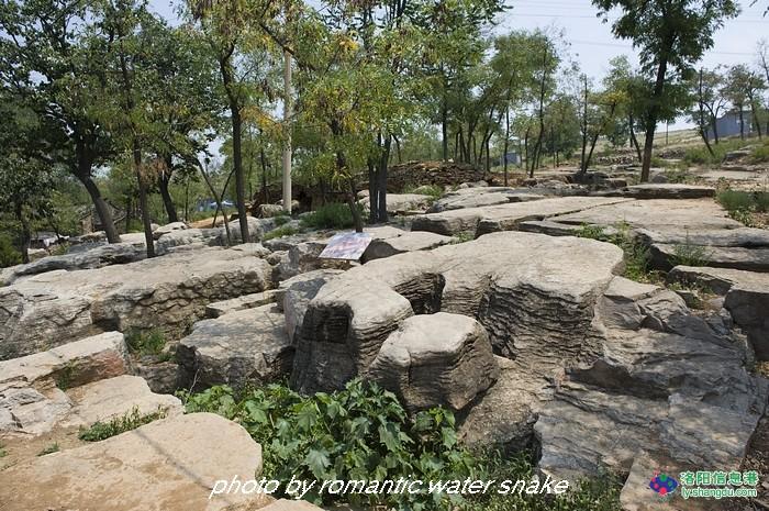 石头部落风景