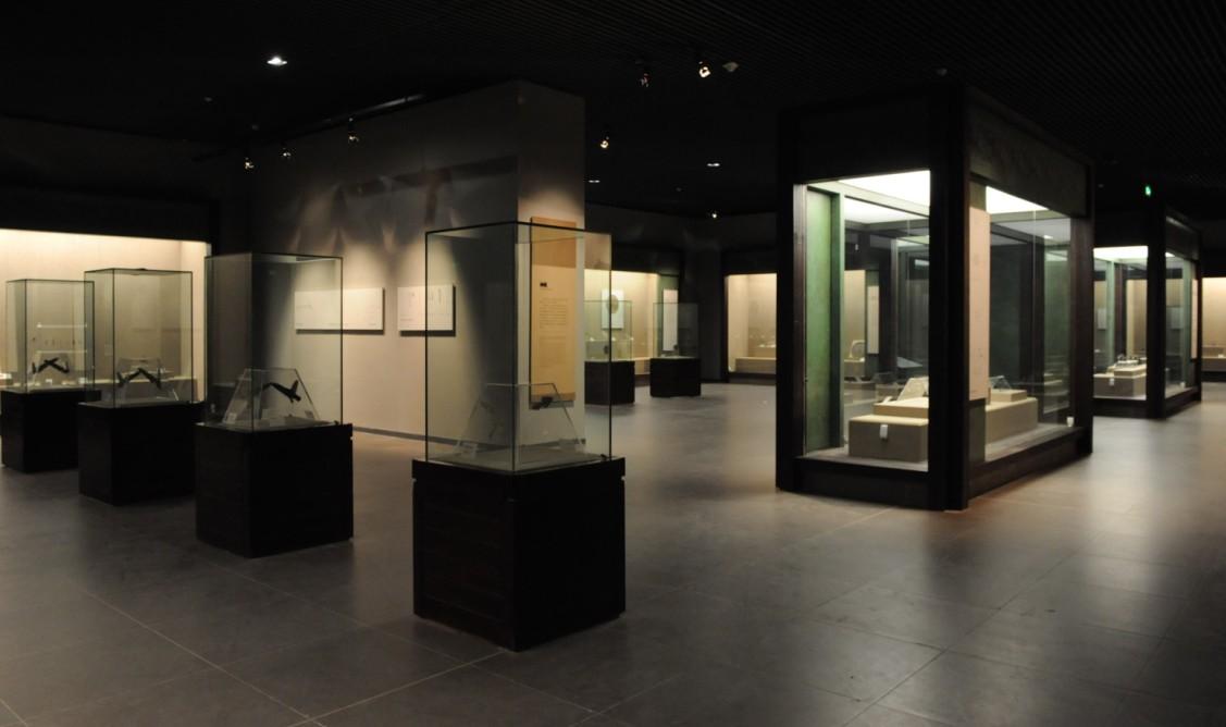 市平原博物院专题陈展——青铜器