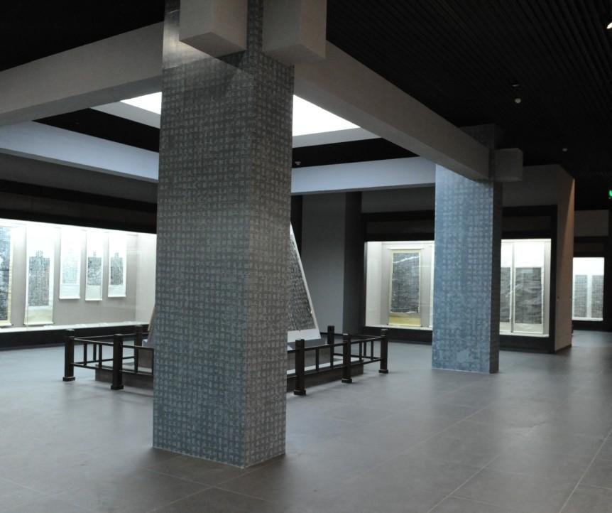 市平原博物院专题陈展——拓片展
