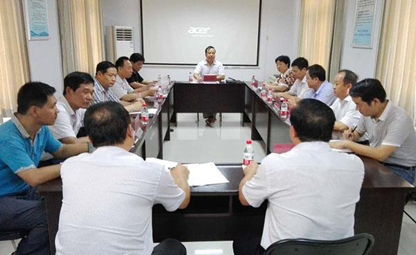 市人大常委会副主任邹东波到康居社区地调研走访