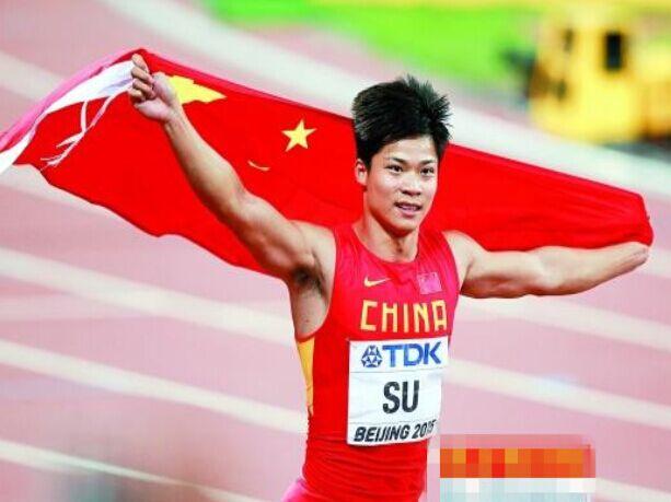 百米飞人决赛首度迎来中国面孔