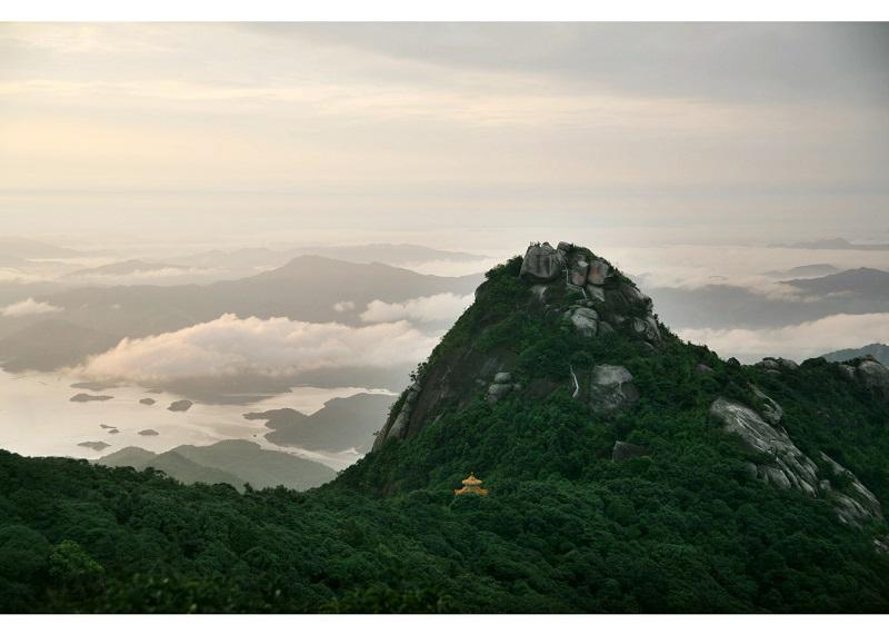 王寿山风景