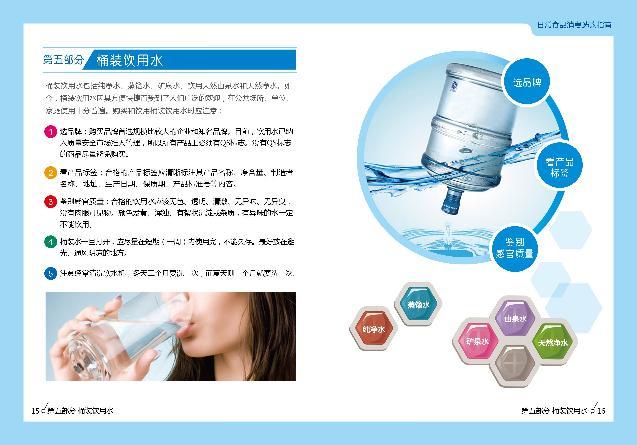 日常食品消费选购指南六——桶装饮用水