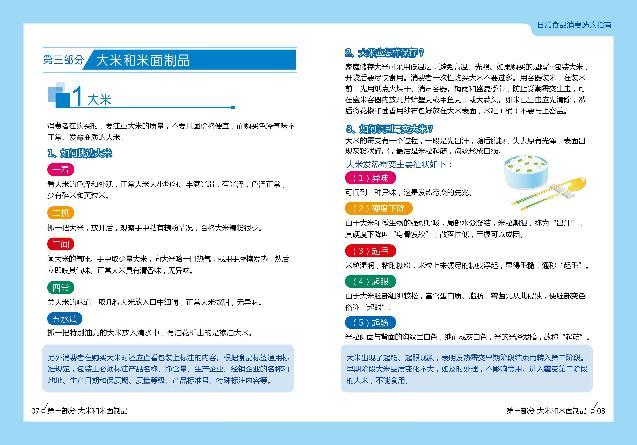 日常食品消费选购指南七——大米
