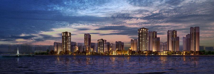 园区风采之三江国际丽城