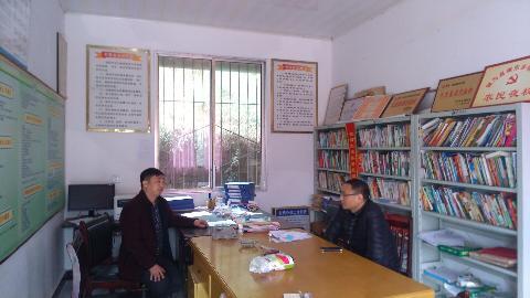 指导村委换届选举工作