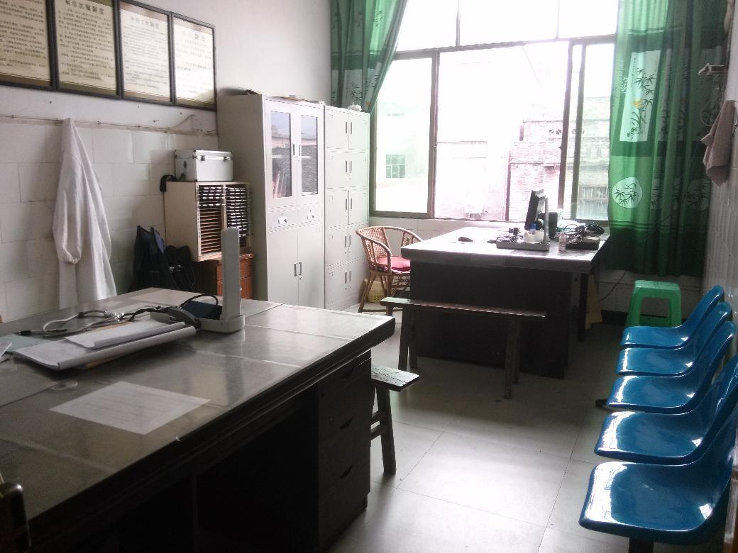 洛亥卫生院医生办公室