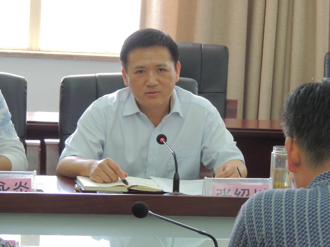 省办组织召开全省人防防护设备生产安装企业座谈会