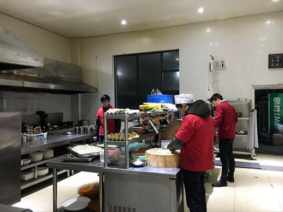 晴隆市监局为重大活动提供食品安全保障