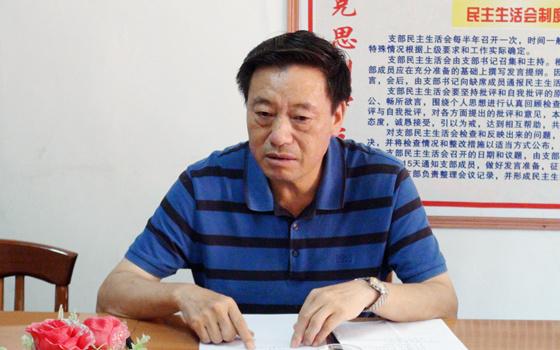 李松局长到中营(花贡)市监分局调研指导工作