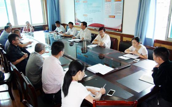 李松在县市场监督管理局第十五次扩大会议强调