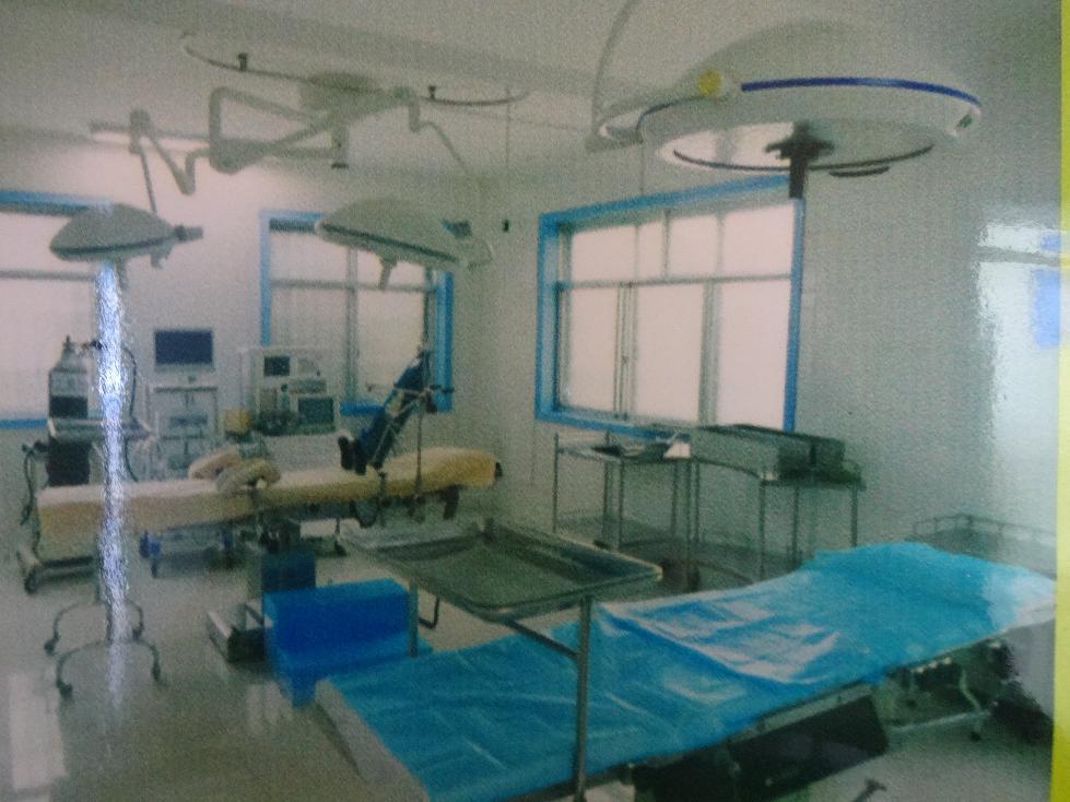 三甲医院手术室设计图展示