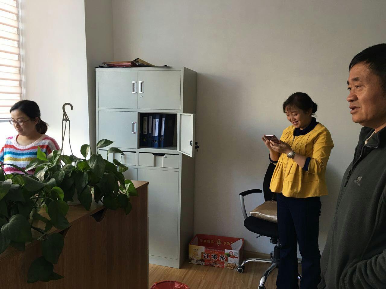 兰溪尚品建设项目档案管理督查图片