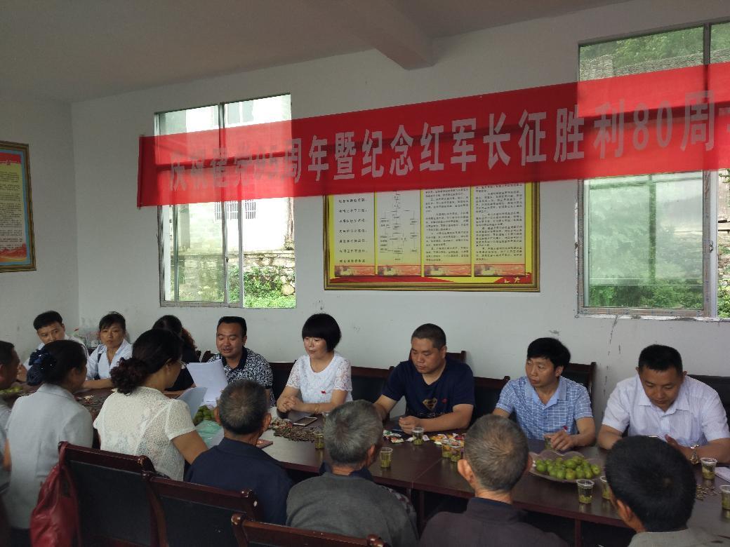 2016年局党支部七一活动