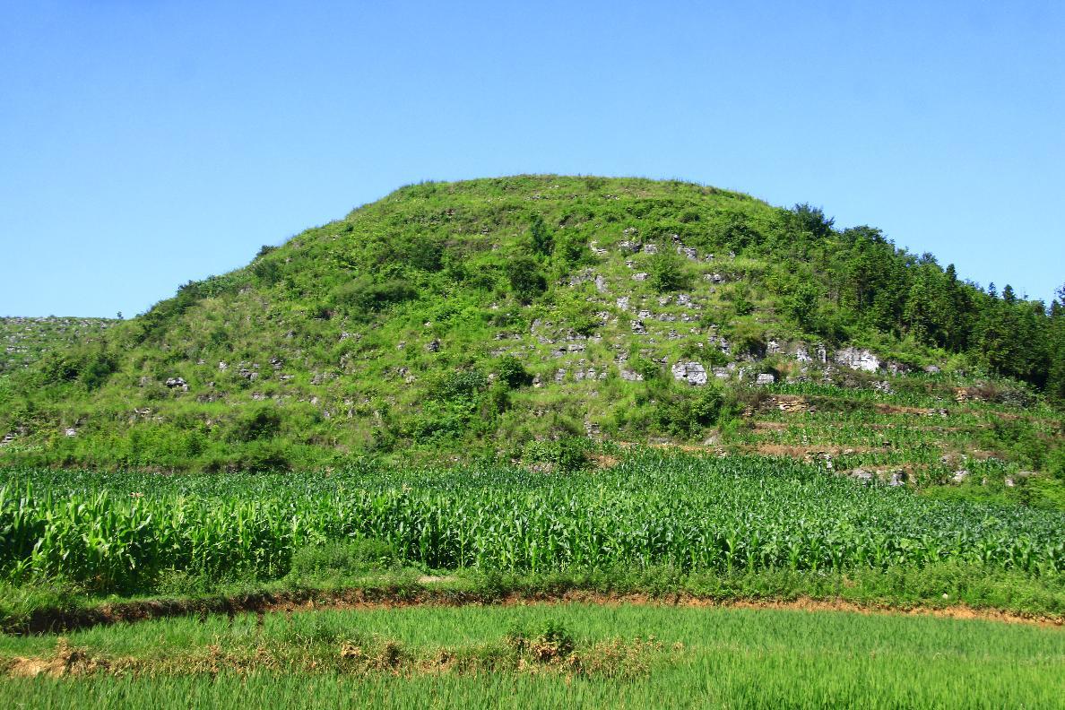 普安铜鼓山
