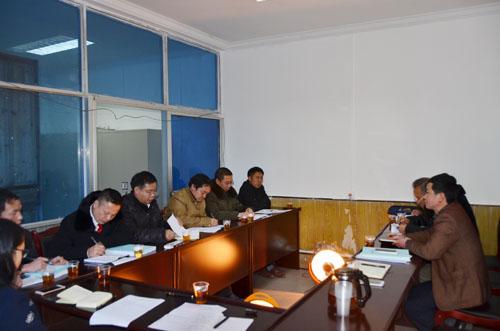 兴义市到普安县考察学习村志工作