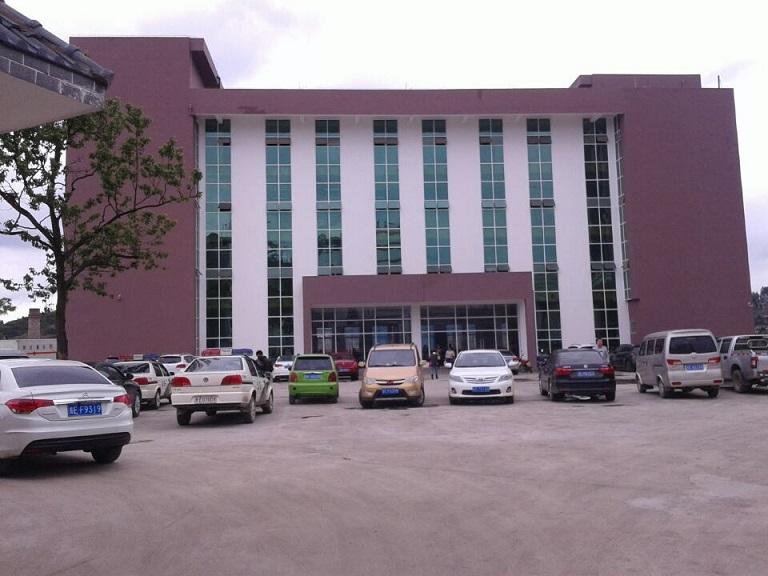 局新办公大楼