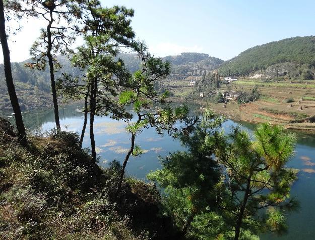 后寨苗族乡风景