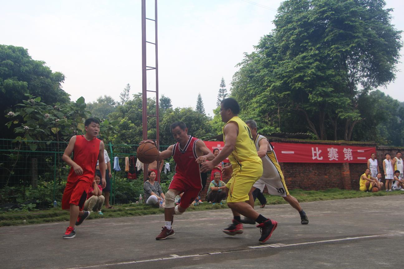 2016职工篮球赛